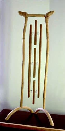 Bamboo, Pernumbuco Wood