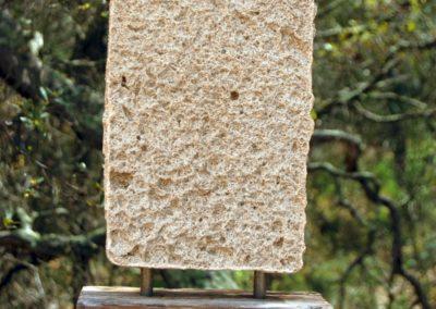 Plaster, Wood & Sand